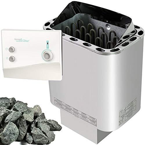 Sawo Nordex Saunaofen 8 kW + Saunasteuerung Ondal K1-1 für die...