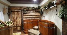 russische Sauna Banja