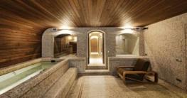 Sauna Innenbeleuchtung
